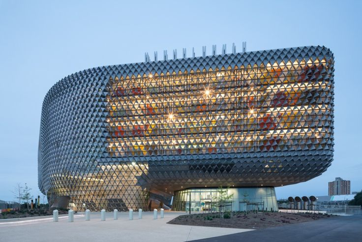 South Australian Health and Medical Research Institute / Woods Bagot