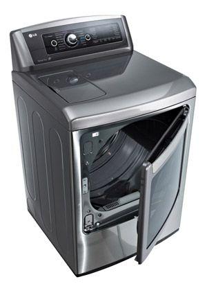 LG presenta sus lava-secadoras de carga frontal y superior con Turbowash 2014