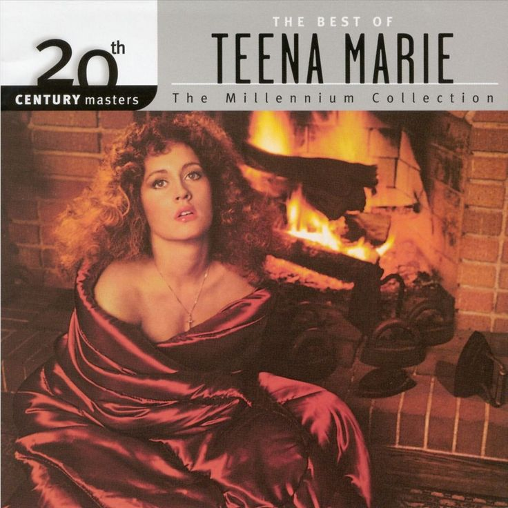 Teena Marie - 20th Century Masters: The Millennium Collection: Best of Teena Marie (CD)