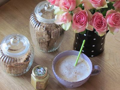Jeg har blitt veldig glad i Chai te, og for noen uker siden introduserte en venninne meg for Chai Latte. Det var så godt, så når jeg skal ko...