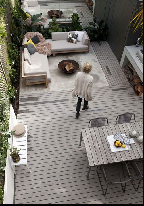timber decking cad - Google Search