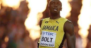 Τι έκανε ο Μπολτ μετά την ήττα του στα 100 μέτρα