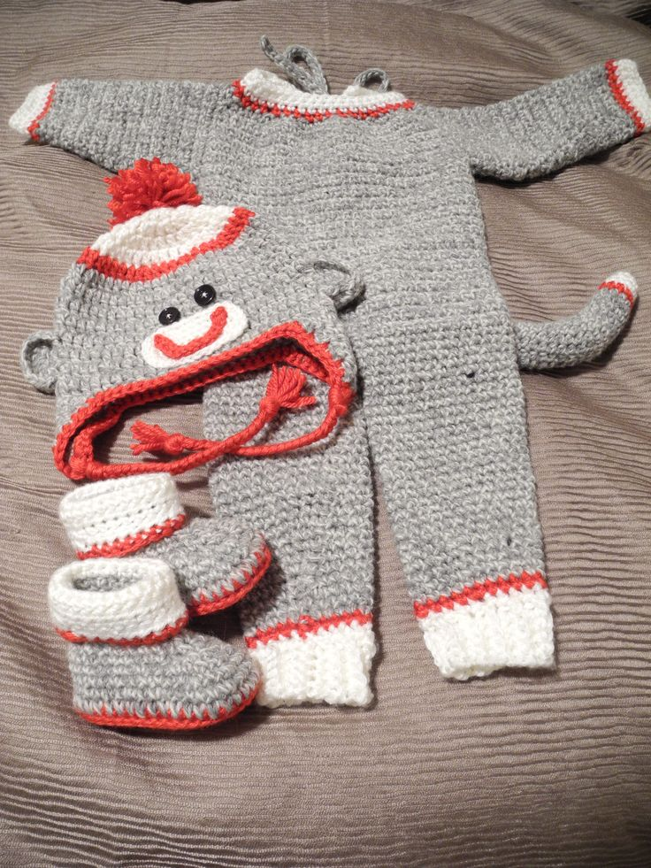how to make a sock monkey costume