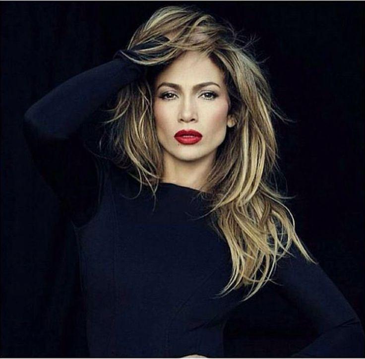 Inspiration makeup - Jenifer Lopez
