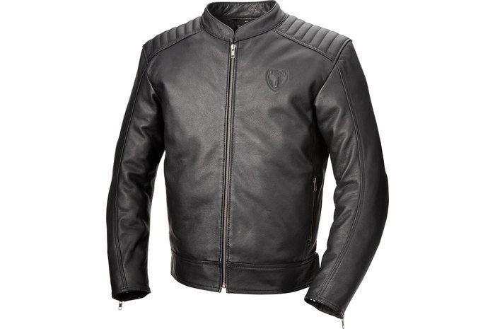 Highway 1 Jacke Echt Lederjacke schwarz Neu Größe XL
