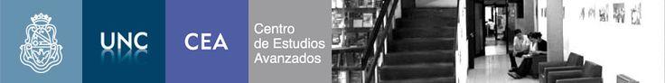 Centro de Estudios Avanzados. Universidad Nacional de Córdoba (Argentina)