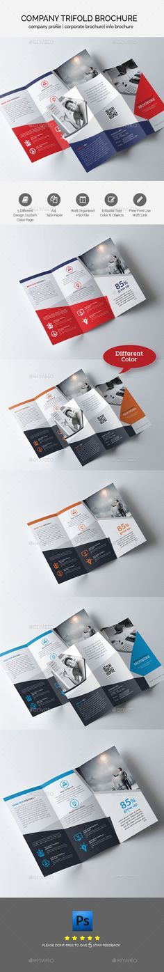 The 25+ best Blank brochure templates ideas on Pinterest - blank brochure