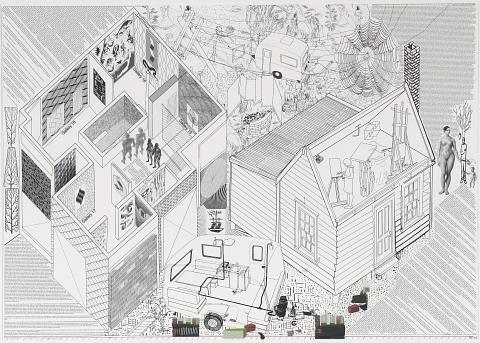 Andrew McLeod pigmented inkjet print 2006 Auckland Art Gallery