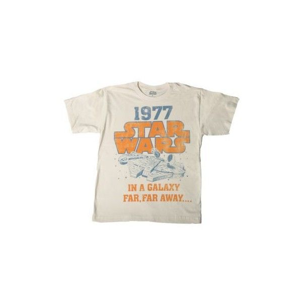 Womens Star Wars 1977 T-Shirt and other apparel, accessories and trends. Browse and shop 8 related looks.