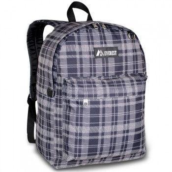 Pattern Printed Wholesale Backpacks Cheap