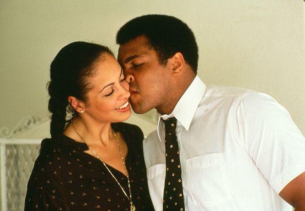 Muhammad Ali First Wife | cassius clay laila ali lonnie ali muhammed ali start over