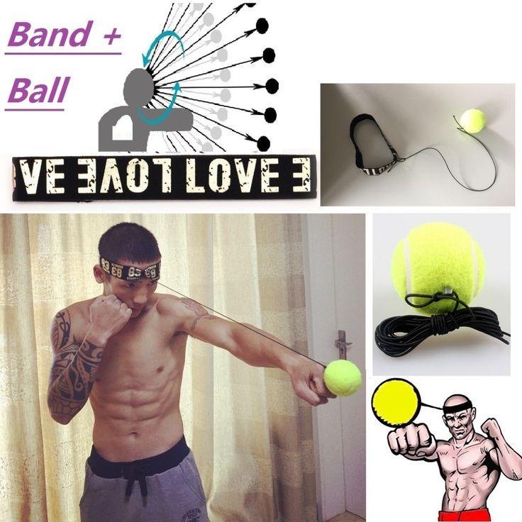 Équipement de boxe Lutte balle Boxeo Formation Accessoires lomachenko Speed Ball Muay Thai Formateur Rapide Réponse Punching Ball