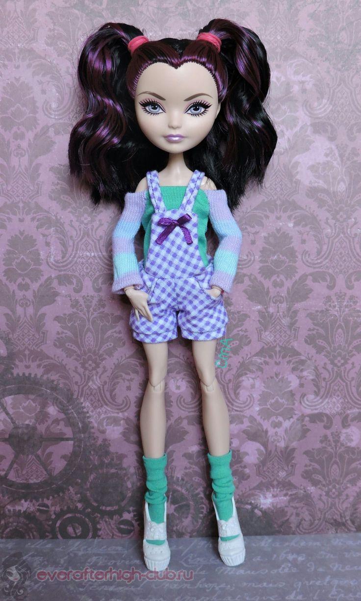 Мастер класс: шьем летний комбинезон для куклы Ever After High - Ever After High Club