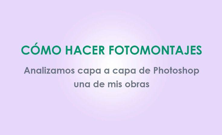 Tutorial Fotografía Creativa - como hacer fotomontajes en photoshop