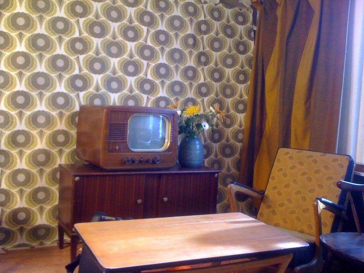 25 beste idee n over jaren 60 meubilair op pinterest jaren 50 slaapkamer 50er jaren - Modern meubilair en oude ...