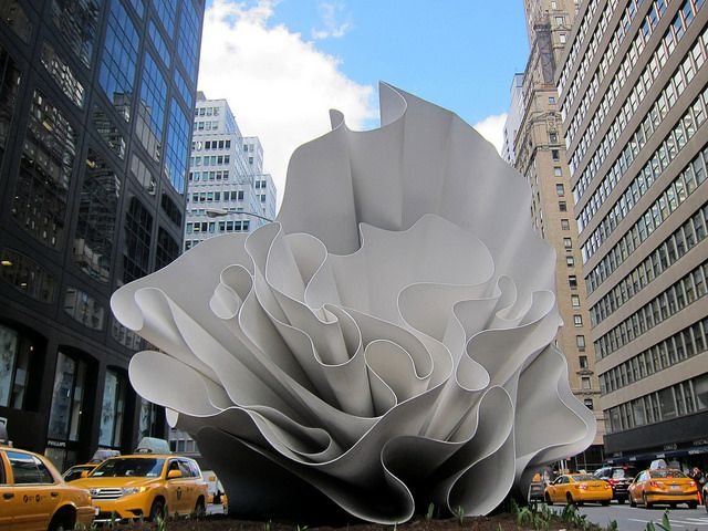 Alice Aycock's Sculptures are Spinning Up A Storm on Park Avenue ...