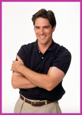 Thomas Gibson...young Aaron Hotchner from criminal minds....