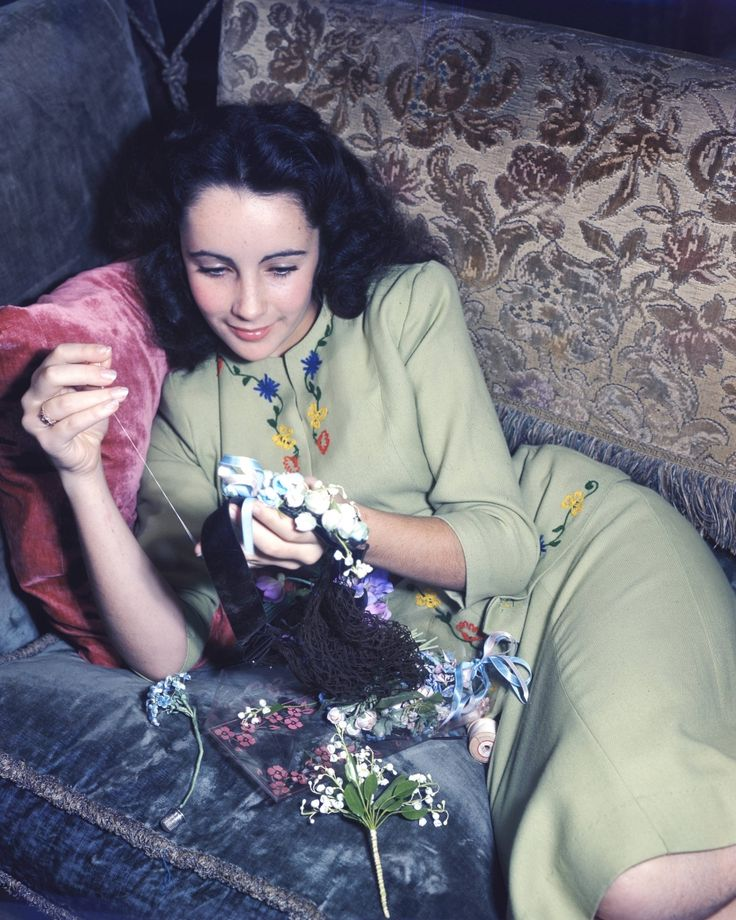 Young Elizabeth Taylor | Young Elizabeth Taylor. by pansy