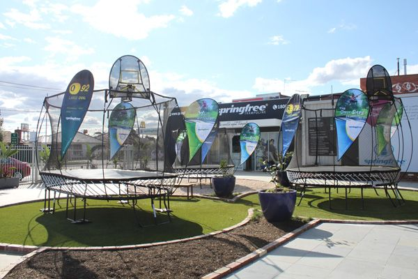 Springfree Trampoline Experience Centre - Melbourne, Australia | Springfree ® Trampoline Australia