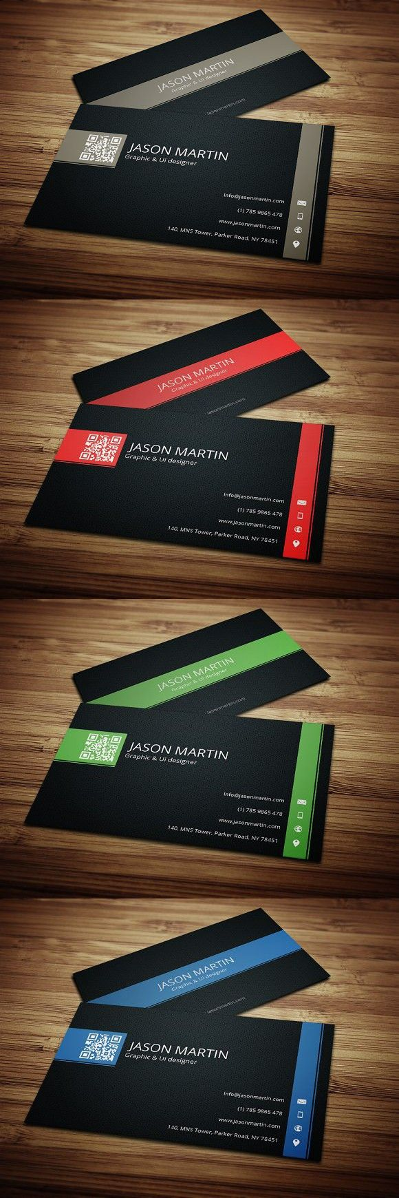 Creative business card pinterest business cards find fonts and creative business card reheart Image collections