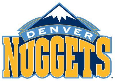 Printable Denver Nuggets Logo