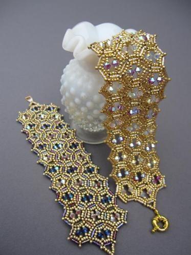 Chantilly Lace Bracelet   Craftsy