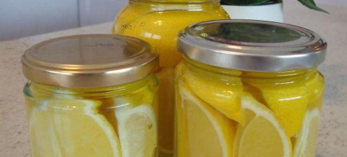 Kiszone cytryny - przyprawa i probiotyk