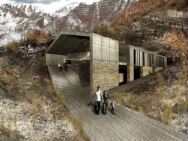 Proje Roboski Müzesi ve Anma Yeri Mimari Tasarım Yarışması'nın birinci etabında belirlenen 5 proje arasında yer alıyor.