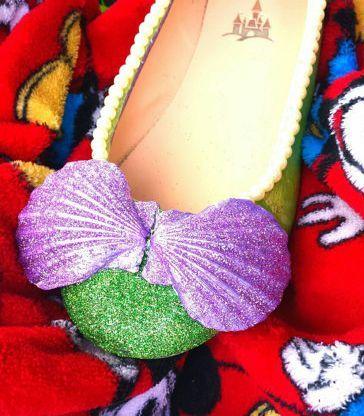 1000+ ideas about Little Mermaid Shoes on Pinterest | Mermaid ...