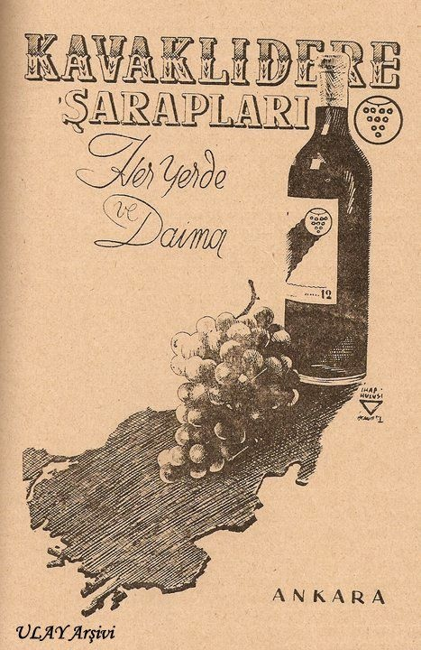 Kavaklıdere Şarapları