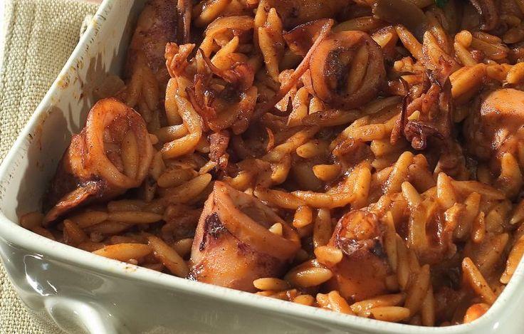 Γιουβέτσι με σουπιές - Συνταγές - Νηστήσιμες συνταγές | γαστρονόμος