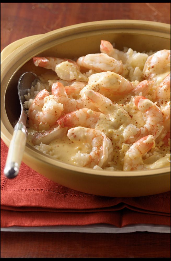 Lobster or Shrimp Newburg
