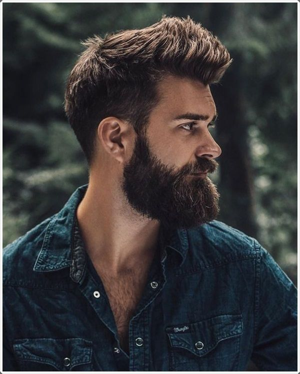 100 Should Copying Hairstyles For Males With Beard