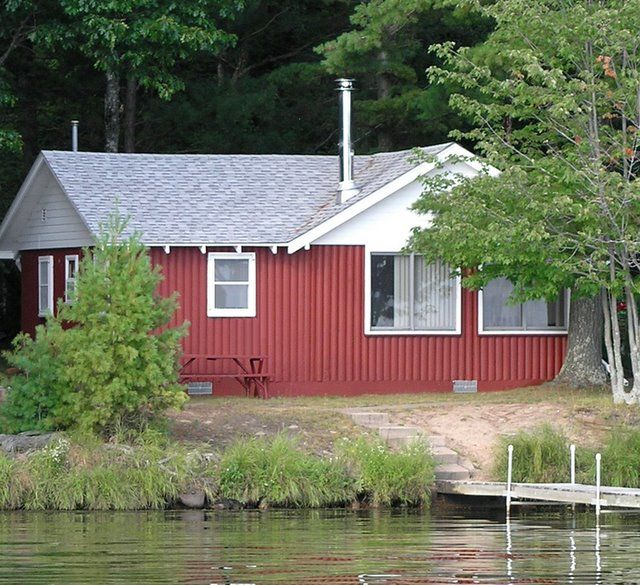 110 best lodging in st germain private homes cottages for Fishing cabins in wisconsin