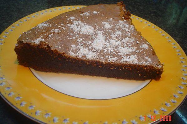 Βέλγικο κέικ σοκολάτας - Brownies #sintagespareas