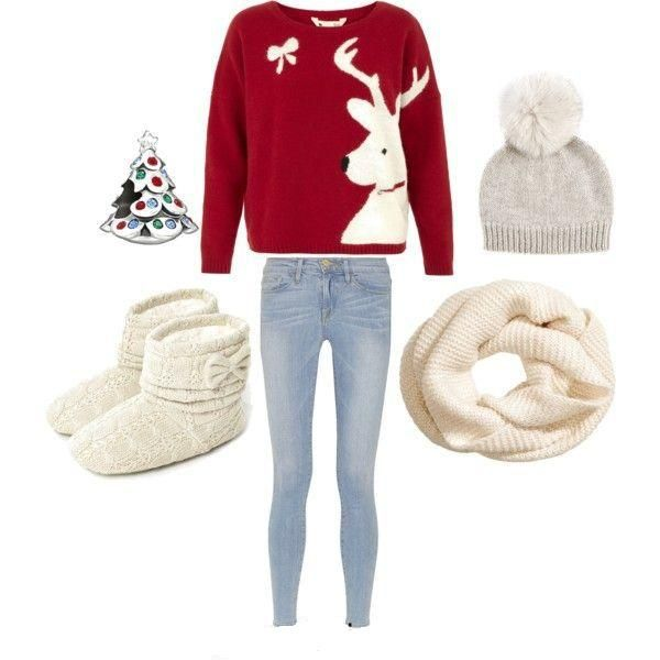 Best-Christmas-Outfit-Idea! ^_^