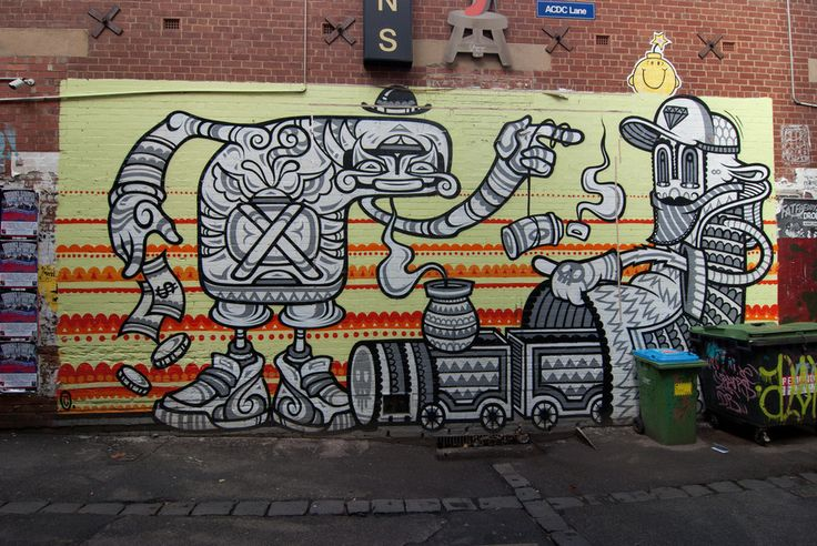 Because the laneways look like this. | 53 Reasons Living In Melbourne Ruins You For Life