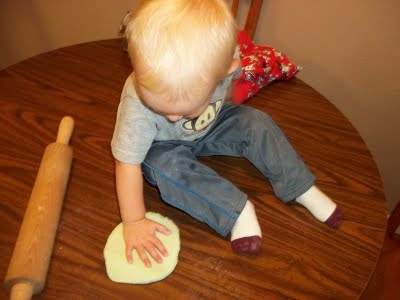 plaster handprint kit instructions