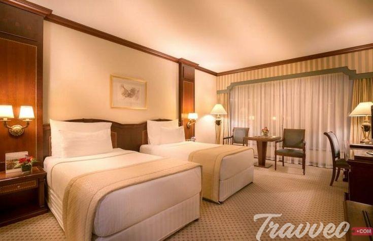 فندق كورنيش أبو ظبي ترافيو كوم للخدمات السياحية بالامارات العربية المتحدة Hotel Twin Bedroom Room