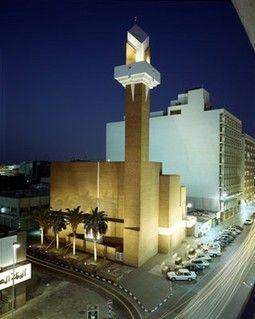 Alexandros Tombazis - Bin Madiya Cami, Dubai