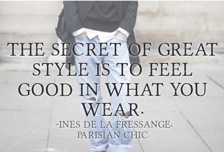 .Back To Schools, Fashion Quotes, Schools Shops, Personalized Style, Wear, La Fressange, Capsule Wardrobes, The Secret, 736500 Pixel