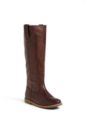These are going to be my reinforcer for surving this horrible semester. Frye 'Celia' Boot available at #Nordstrom