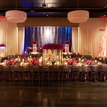 Grand Luxe event boutique wedding venue   Courtesy of Wedluxe