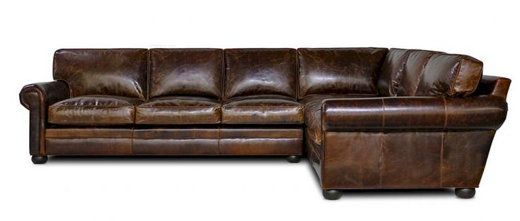 The Sedona Leather Sectional