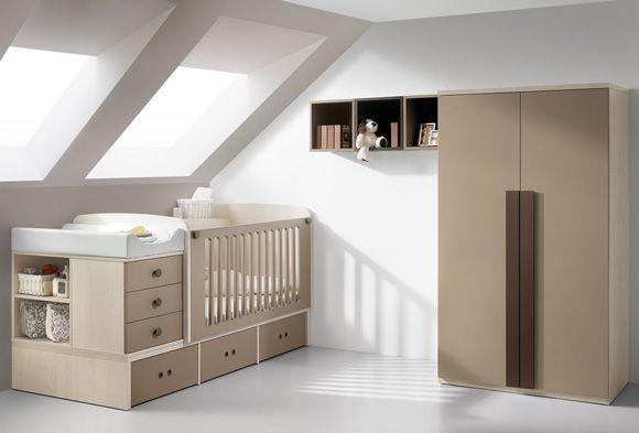 Tienda muebles modernos,muebles de salon modernos,salones de diseño Madrid: Cunas infantiles.cunas para bebes