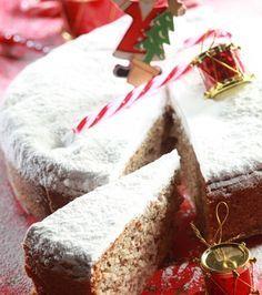 Βασιλόπιτα κέικ | Γιάννης Λουκάκος