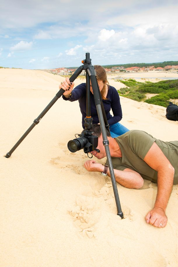 Tips from our professional photographer during the shoot: get a low angle Some good stuff in this article..AE