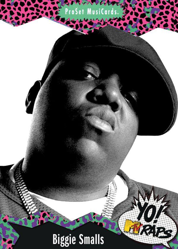 Yo Mtv Raps Cards on Behance
