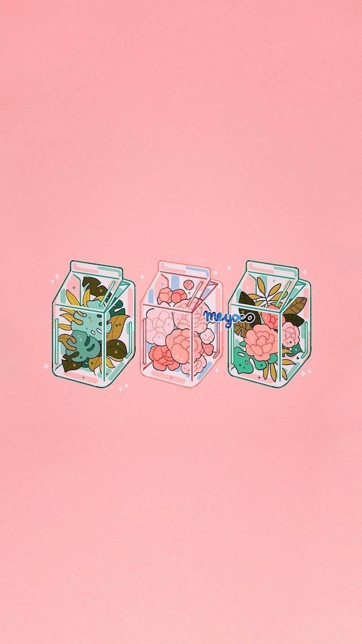 Anime Fans For Anime Fans Kawaii Wallpaper Cute Anime Wallpaper Aesthetic Iphone Wallpaper