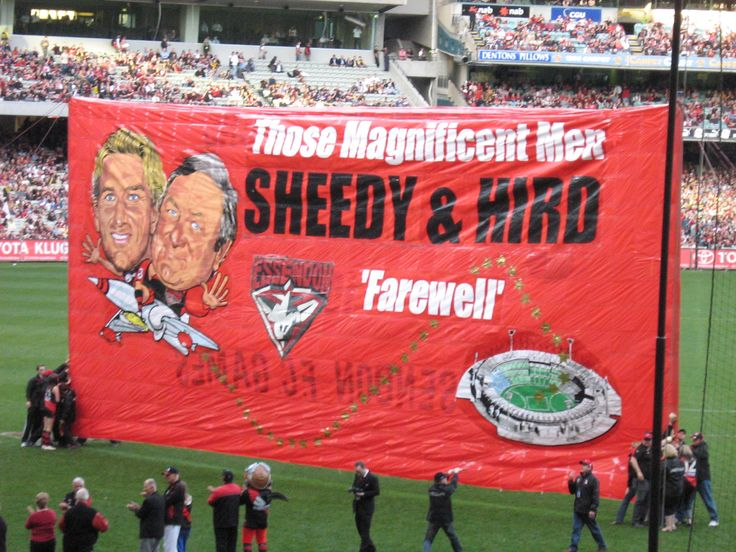 Sheedy & Hird Farewell